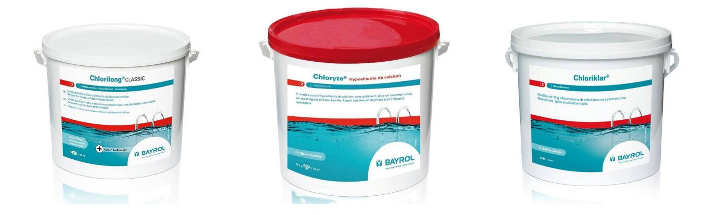 Bayrol Servipool - Désinfectant