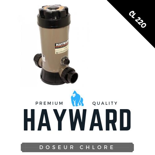 Doseur Chlore Hayward